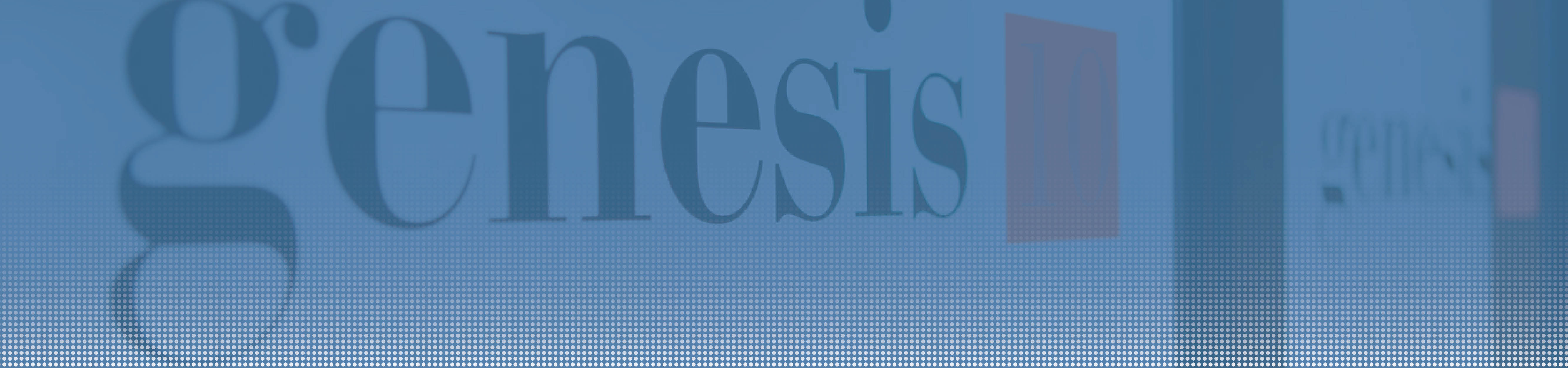 Genesis10 Blog