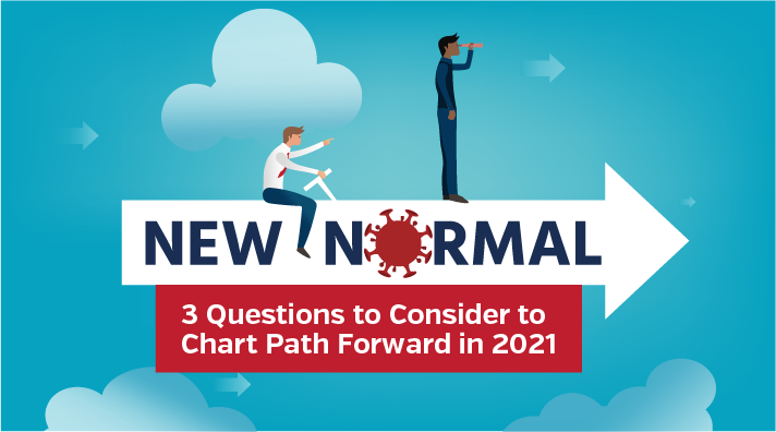 3 Questions to Consider to Chart Path Forward in 2021-News