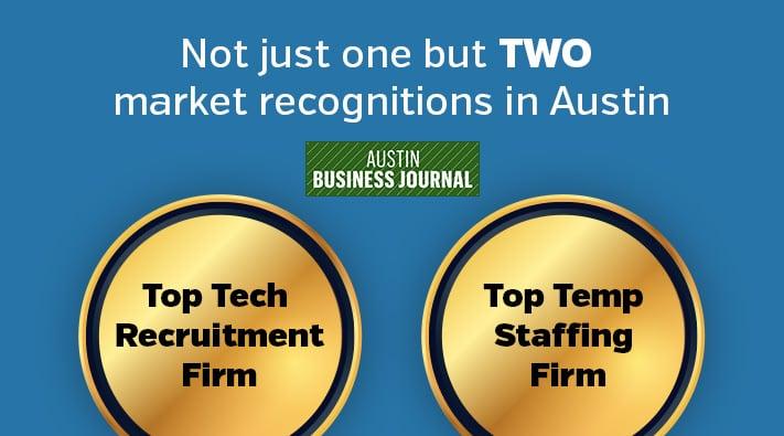 Austin team receives two awards - Austin Business Journal