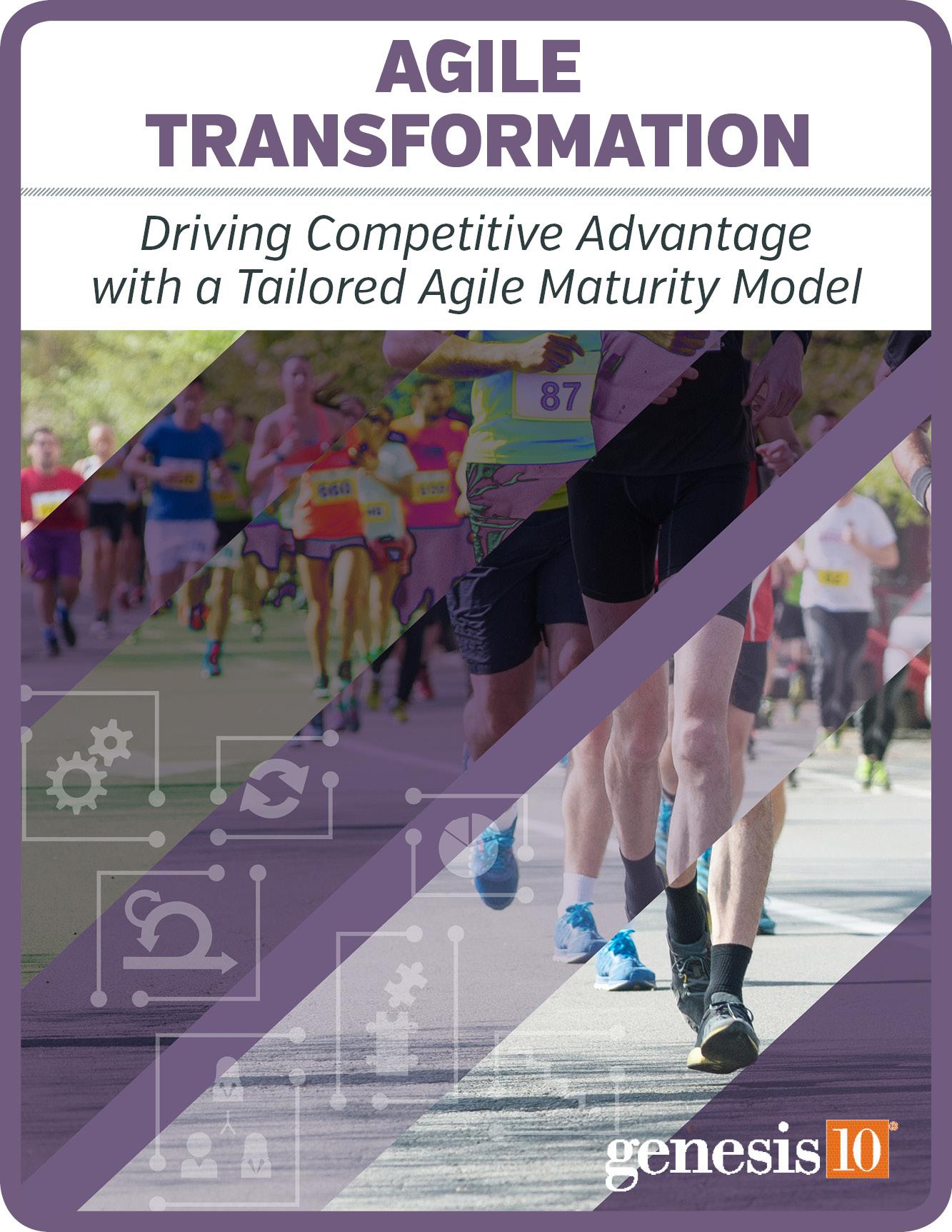 Genesis10 Whitepaper - Agile Transformation