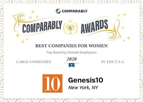 Best-Companies-for-Women-2020