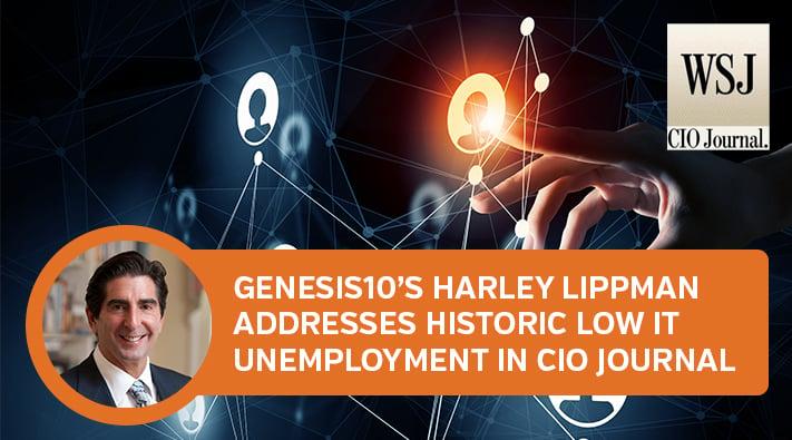 Blog  Harley Low IT Unemployment in CIO Journal