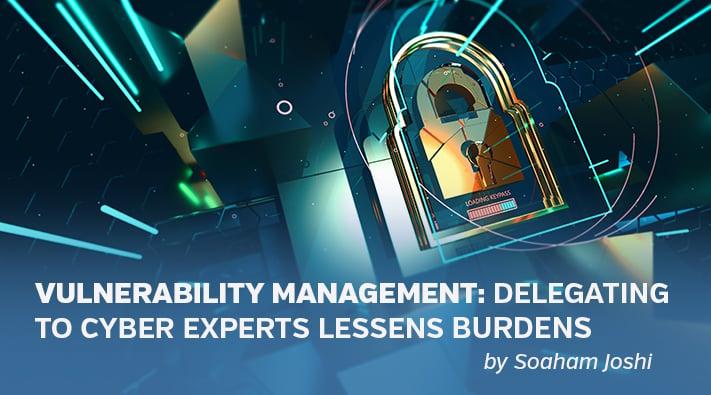 Blog  Vulnerability Management