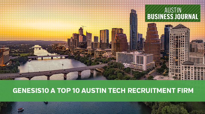 Blog Genesis10 a Top 10 Austin Tech Recruitment Firm_Austin