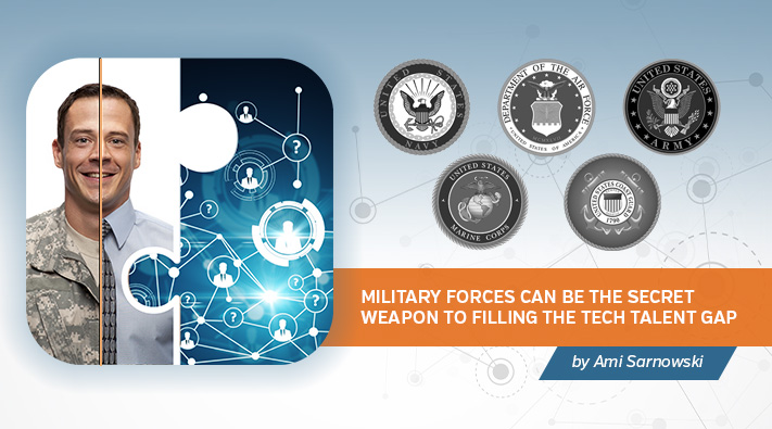 Blog Military Forces Can Be the Secret Weapon to Filling the Tech Talent Gap-1