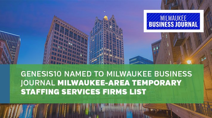 Blog Milwaukee-Area Temporary Staffing Services Firms List