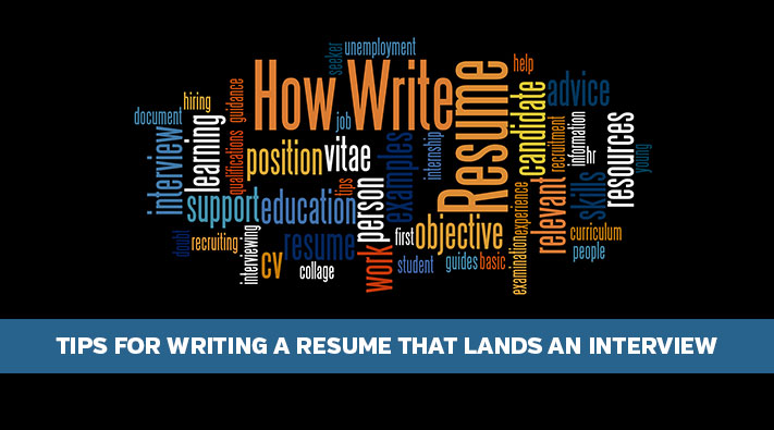 Tips-for-Writing-a-Resume-that-Lands-an-Interview