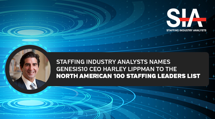 Staffing Industry Analysts Harley North American 100 Staffing Leaders List