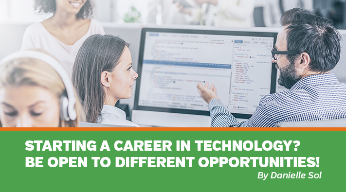 Blog_Starting a Career in Technology