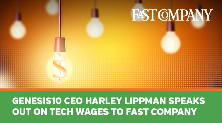 Blog_Tech Wages to Fast Company