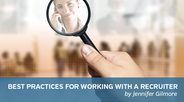 Blog__Best Practices for Working with a Recruiter
