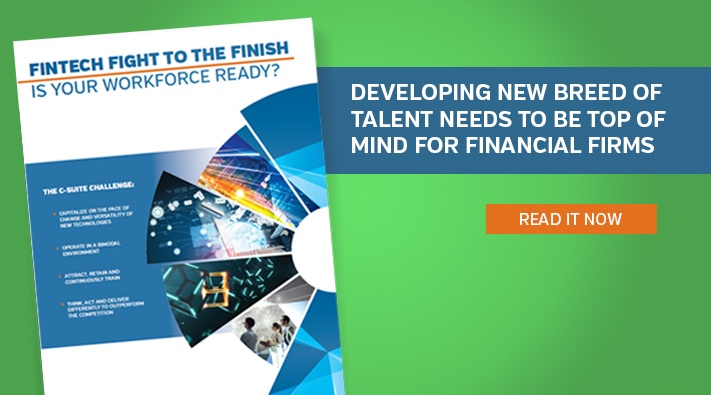 Genesis10 Whitepaper: Fintech Fight to the Finish - Is Your Workforce Ready?