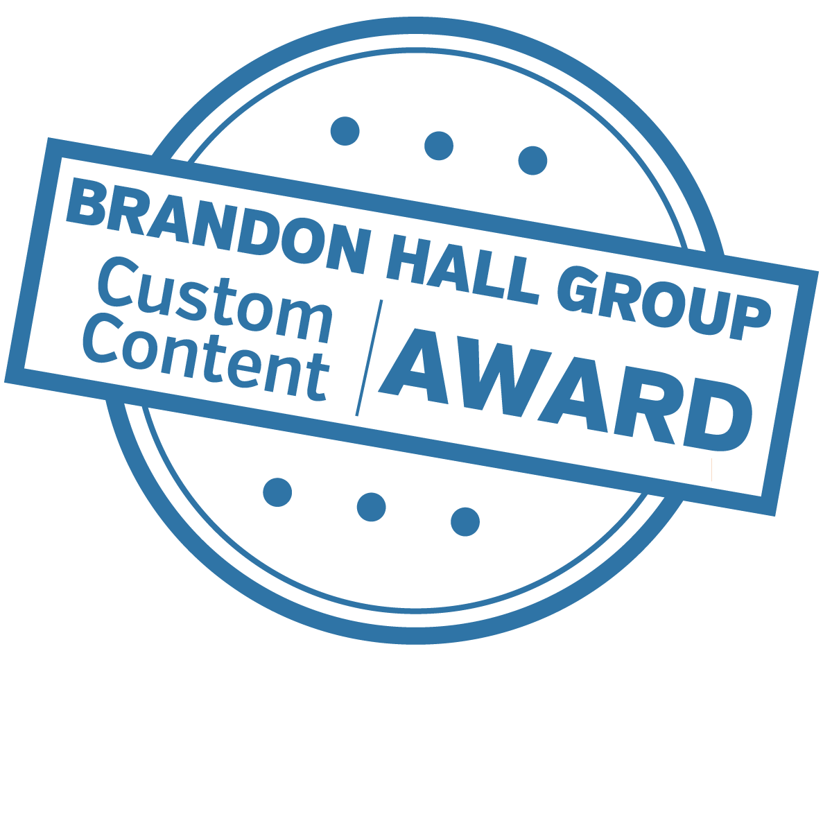 Brandon Hall Group Award