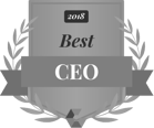 Comparably - Best CEO Award