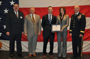 ESGR Above and Beyond Award