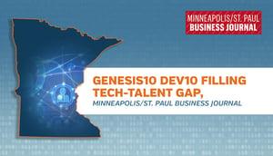LinkedIn Genesis10 Dev10 Filling Tech-Talent Gap-1