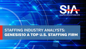 LinkedIn_2019 SIA Top Staffing Firm