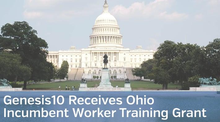 Genesis10 Receives Ohio Incumbent Worker Training Grant.jpg