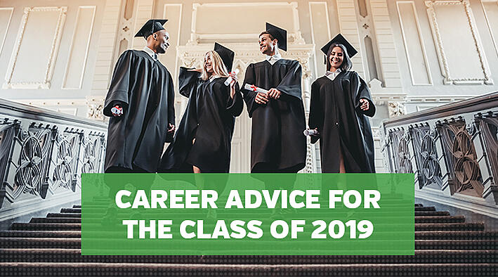 Career Advice for the Class of 2019