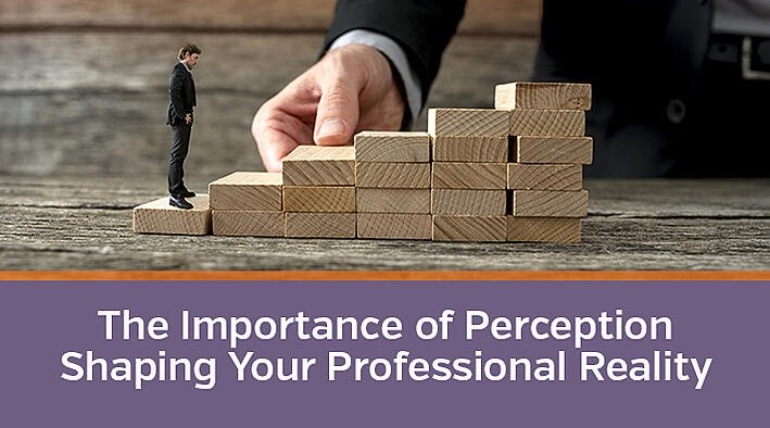 The Importance of Perception Shaping Your Professional Reality