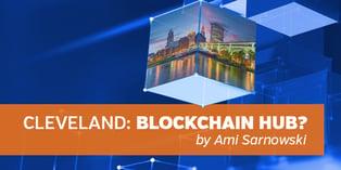 Twitter Cleveland Blockchain Hub