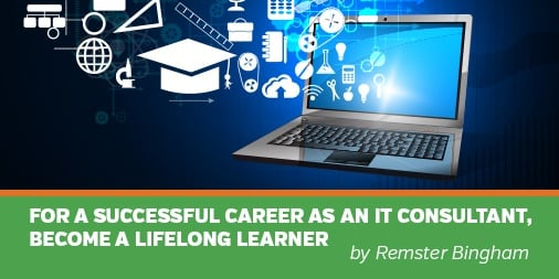 Twitter _For a Successful Career as an IT Consultant, Become a Lifelong Learner
