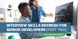 Interview Skills for Software Developers Part 2