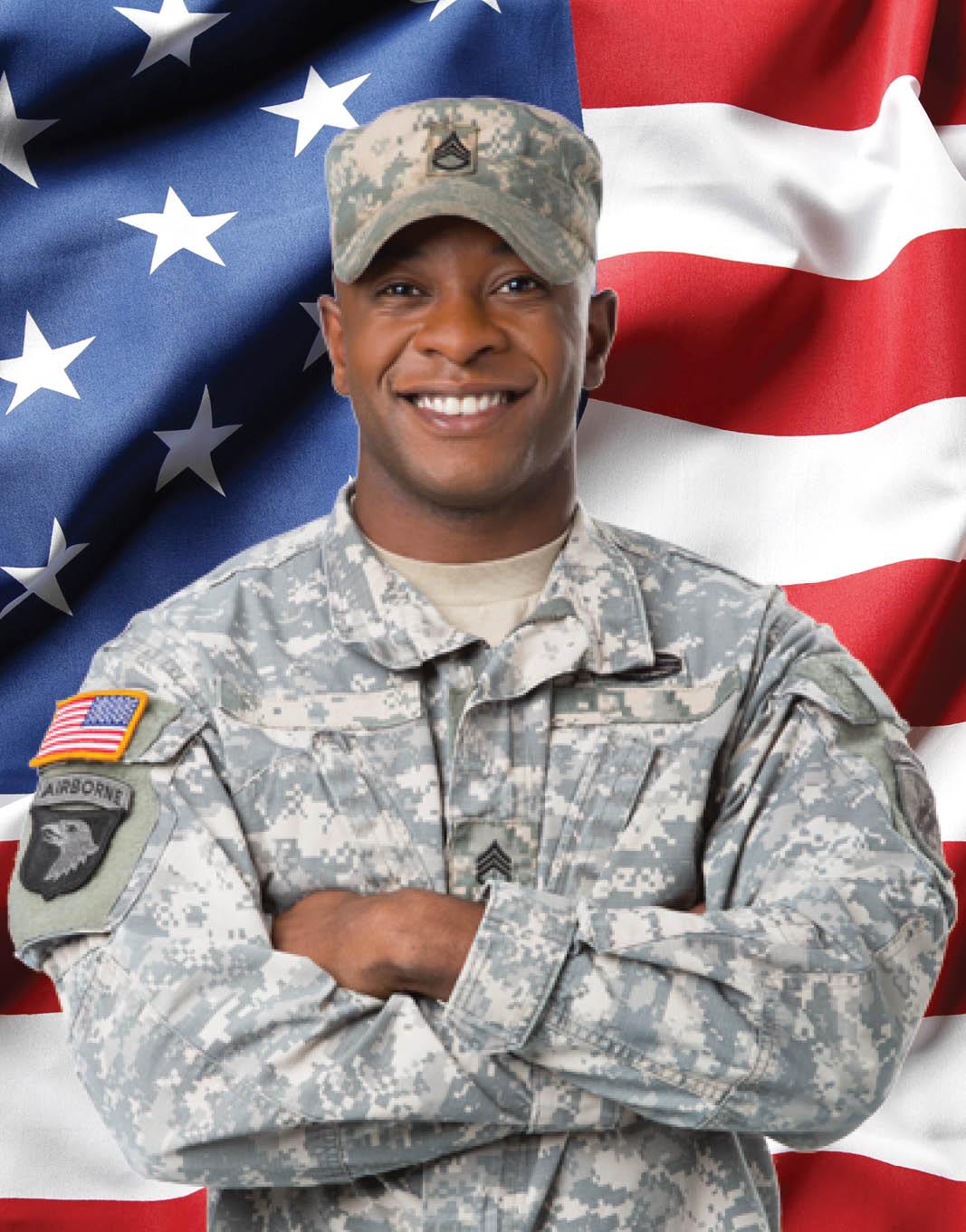 Our Consultants, U.S. Military Veterans
