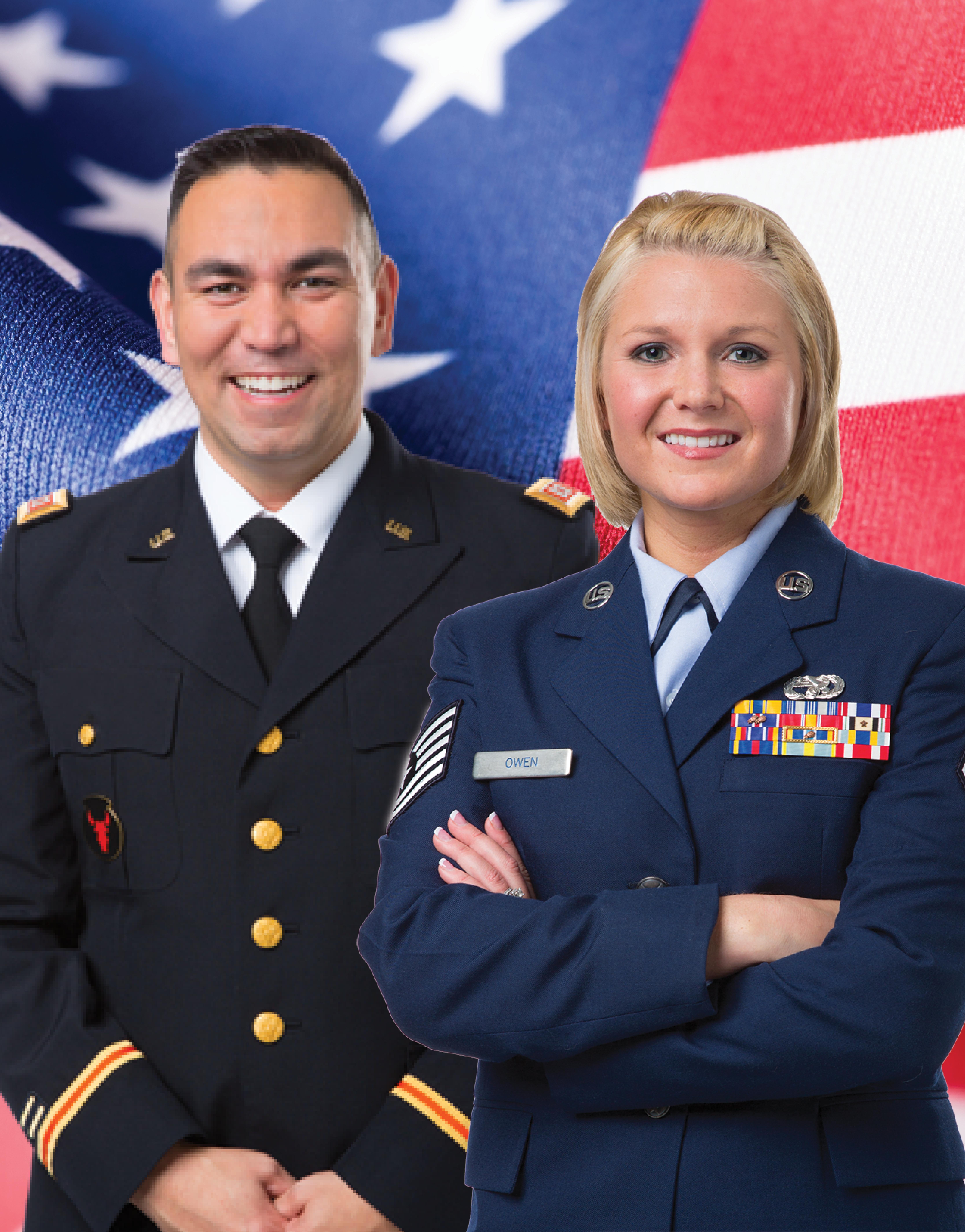 US Military Veterans