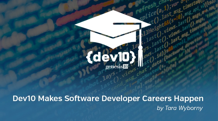 Blog - dev10 makes software dev careers happen