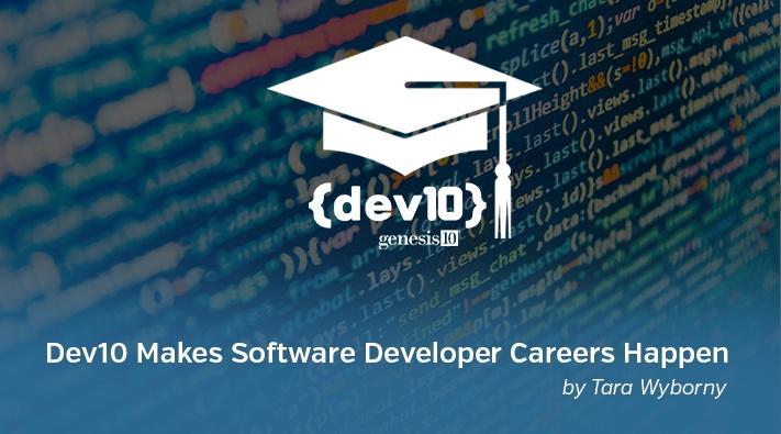 Blog - dev10 makes software dev careers happen