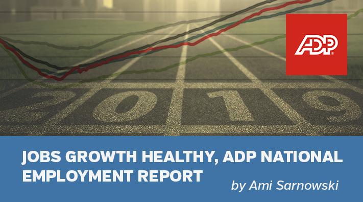 Blog ADP Jobs Growth