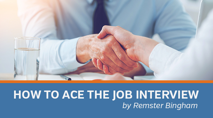 Blog How to Ace the Job Interview