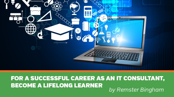 Blog_For a Successful Career as an IT Consultant, Become a Lifelong Learner