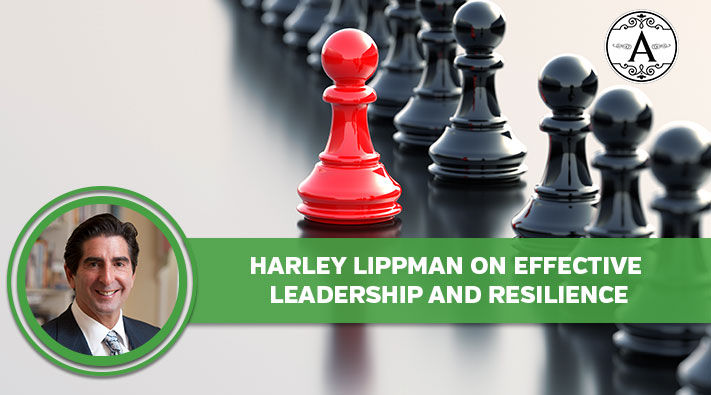 Genesis10 CEO Harley Lippman on Resilience in Authority Magazine