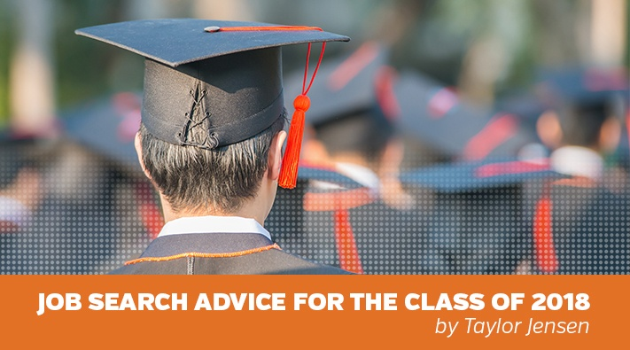 Job Search Advice for the Class of 2018