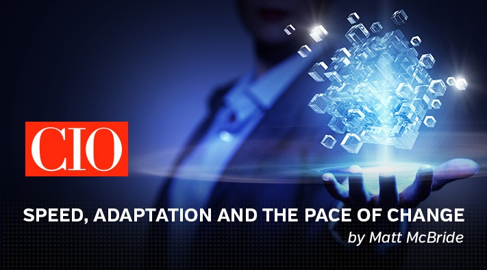Blog_Speed, Adaptation and the Pace of Change