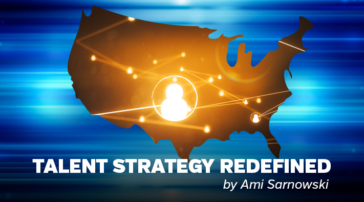 Talent strategy redefined