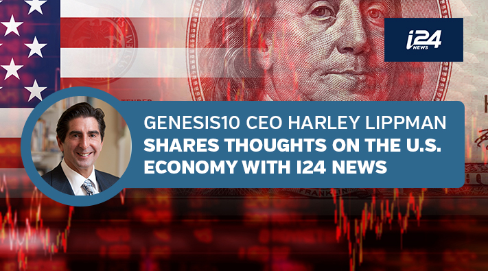 i24 news harley lippman