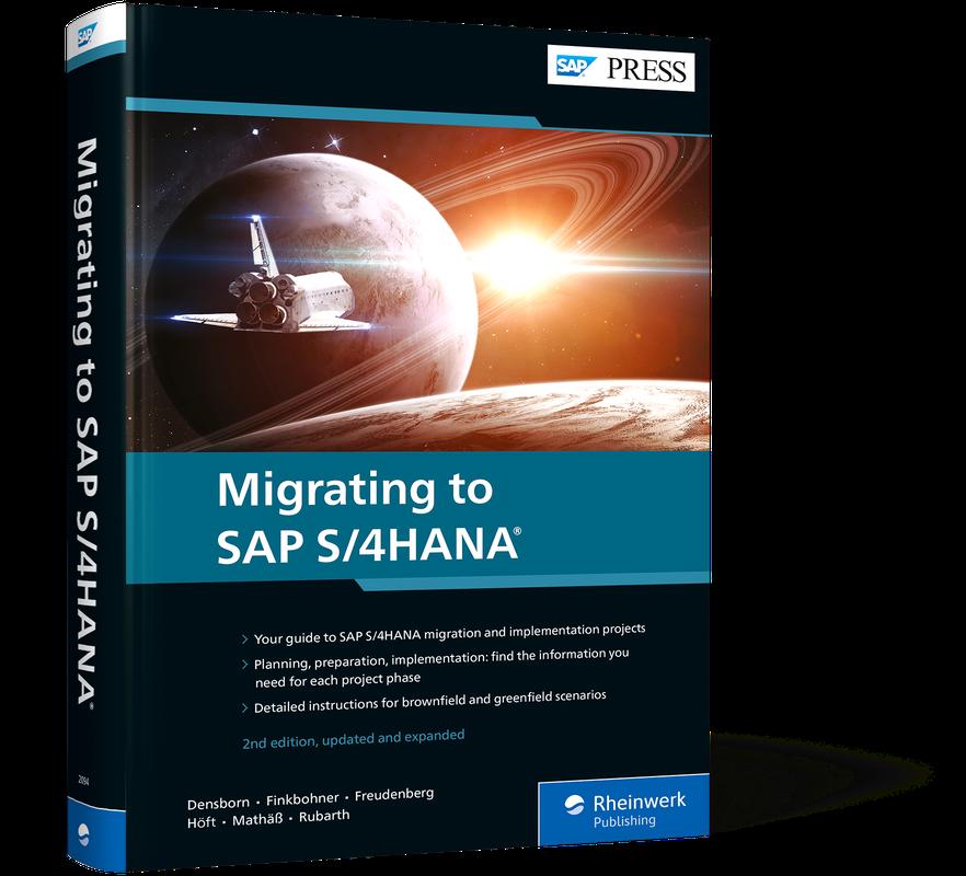 Migrating to SAP S4HANA