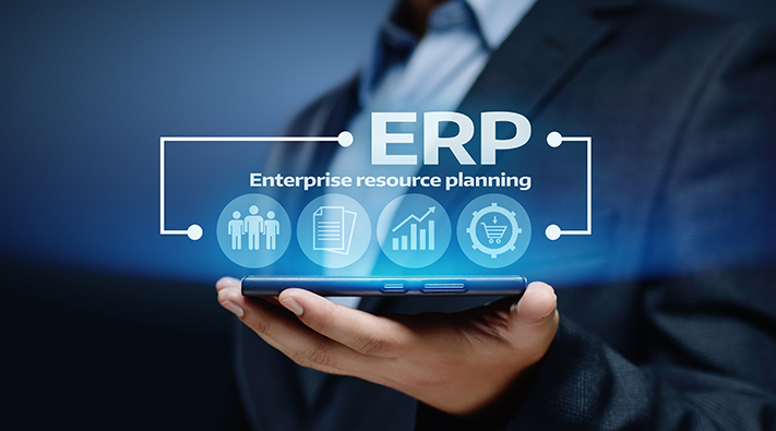 Two Companies, Two ERP <br>Systems Become ONE...