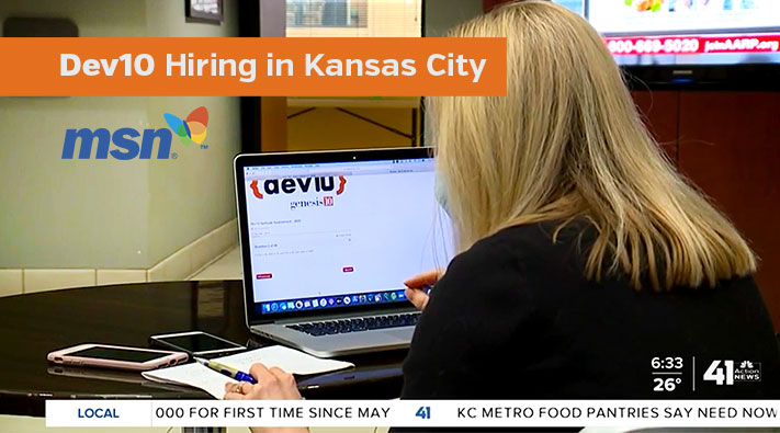 MSN Money: Dev10 Hiring in Kansas City