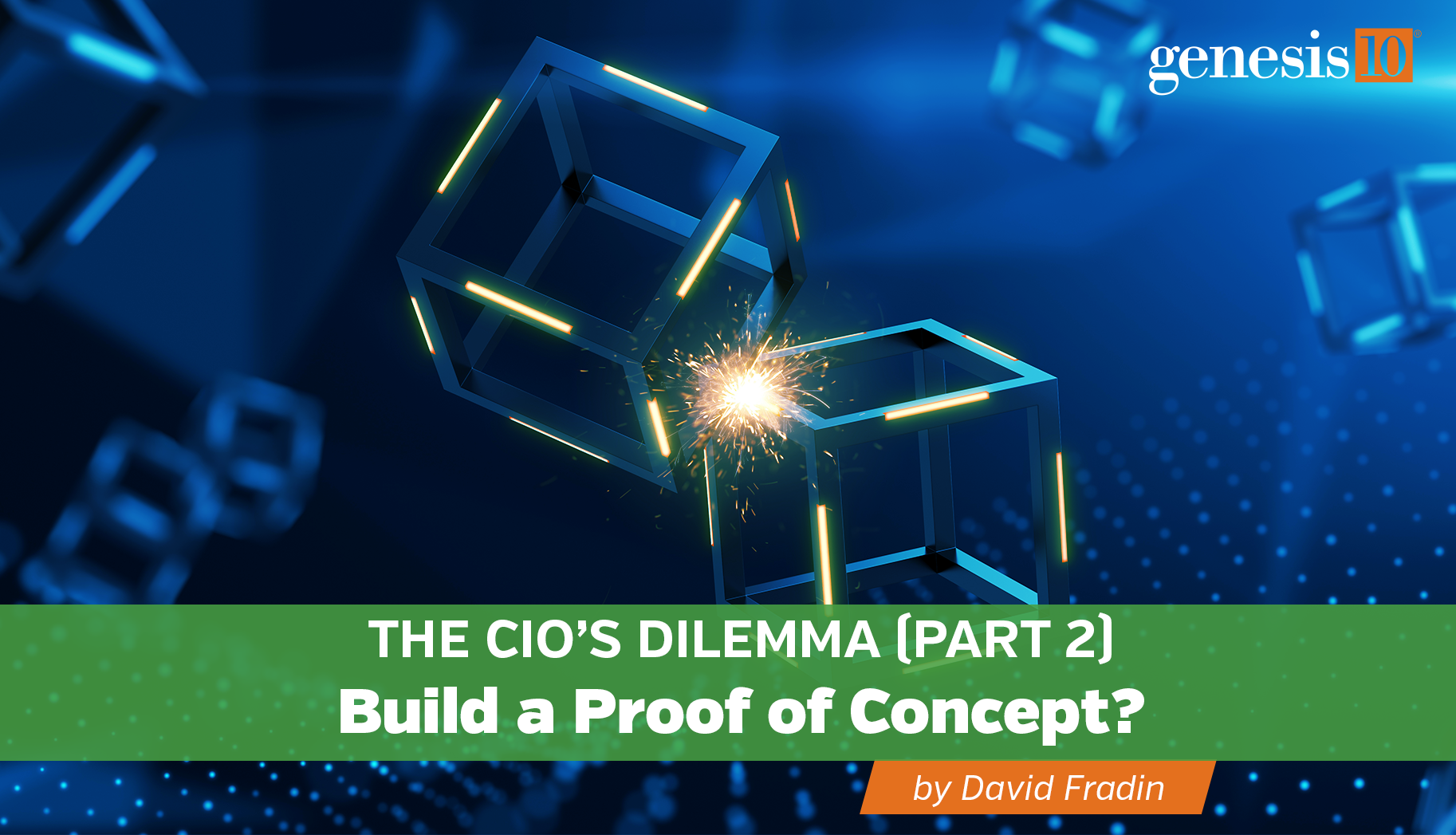 The CIO Dilemma<br>Part 2