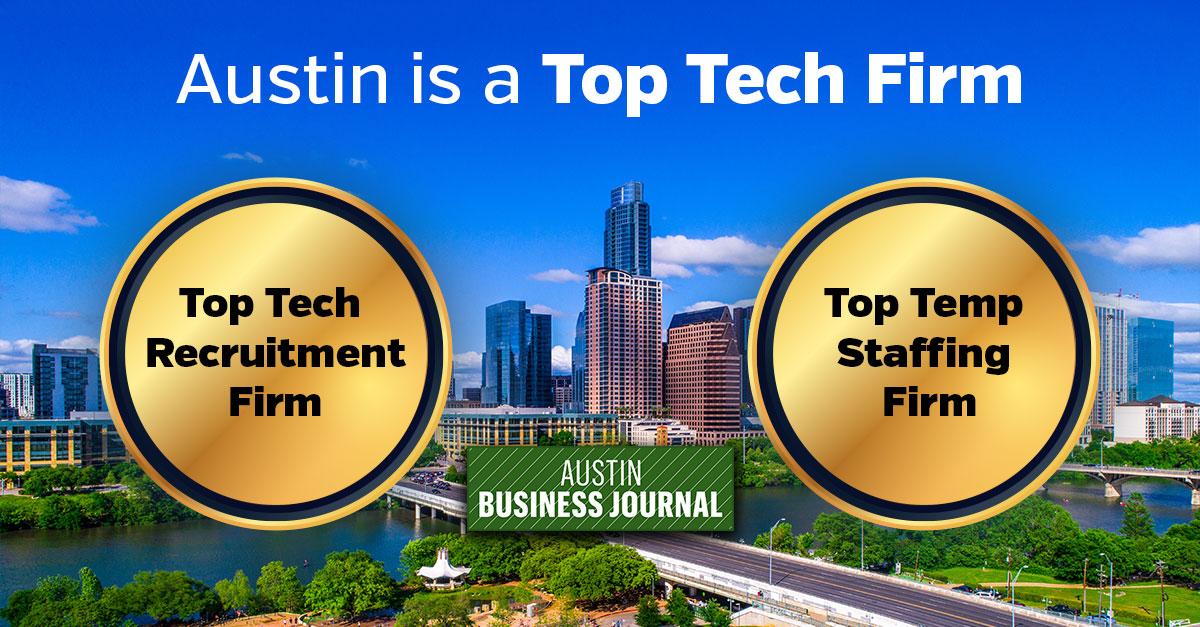 Austin is a Top Tech Firm