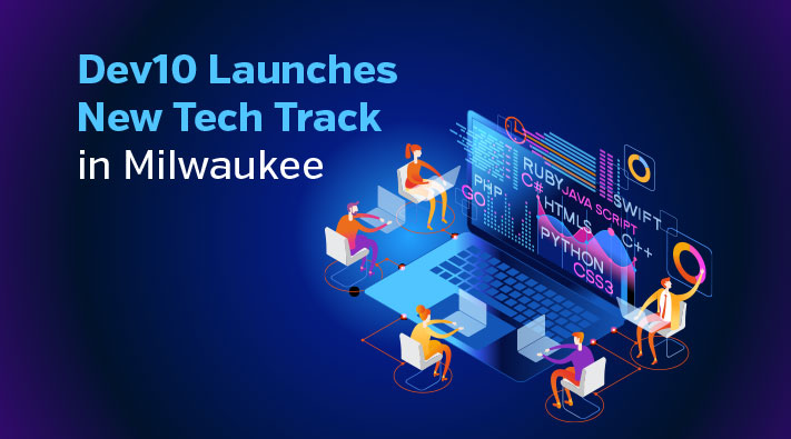Dev10 Launches New Tech Track in Milwaukee