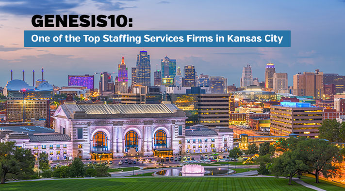 Genesis10: One of the Top Staffing Services Firms in Kansas City