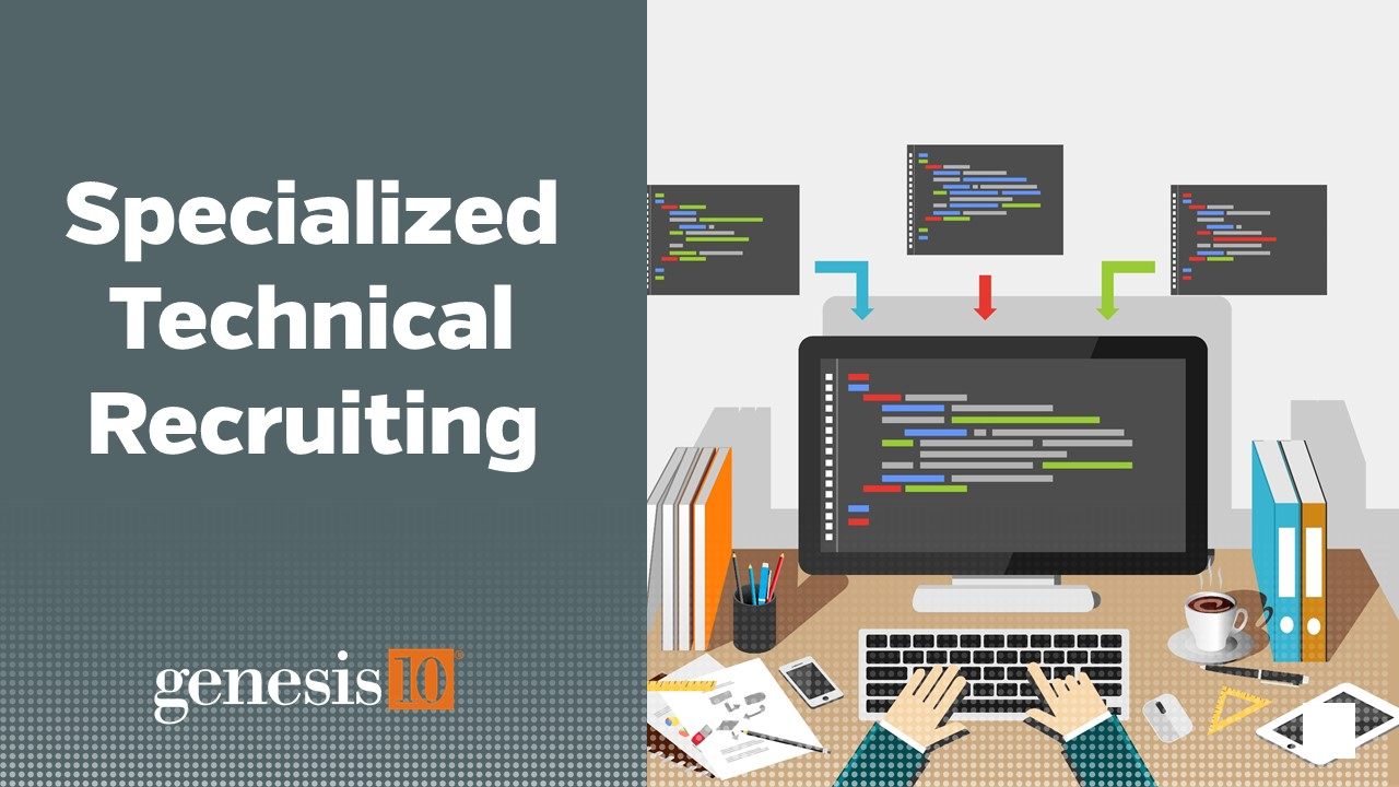 Specialized Technical Recruiting