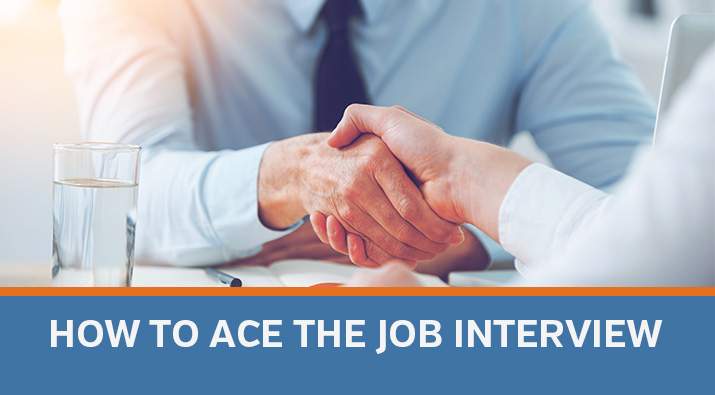 How to Ace the Job Interview
