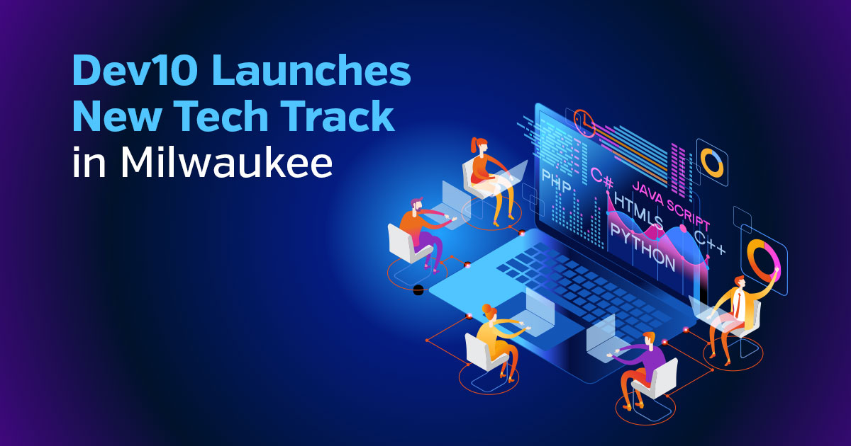 Dev10 launches Dev Tech Track in Milwaukee