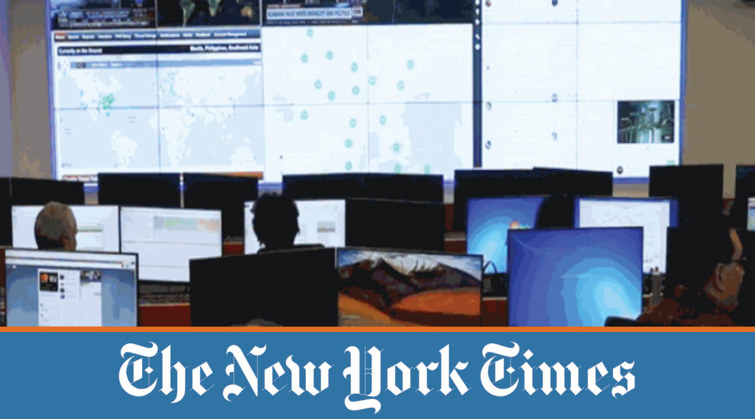 The New York Times Article: Banks Adopt Military-Style Tactics to Fight Cybercrime